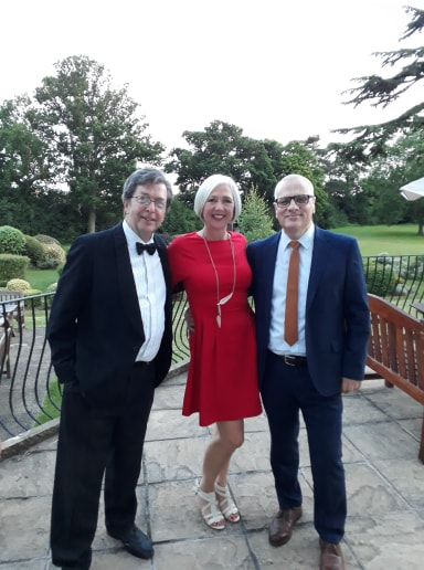 Bromley Speakers Annual Dinner